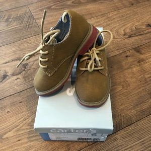 Carters boys dress shoes